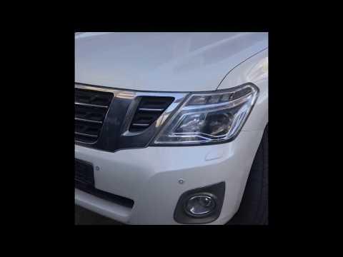 Nissan Patrol at Emirates Auction