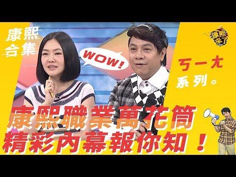 【ㄎ一ㄤ系列】康熙職業萬花筒 精彩內幕報你知!