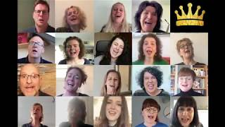 You are the sunshine of my life - Stevie Wonder cover The People United (virtual choir)