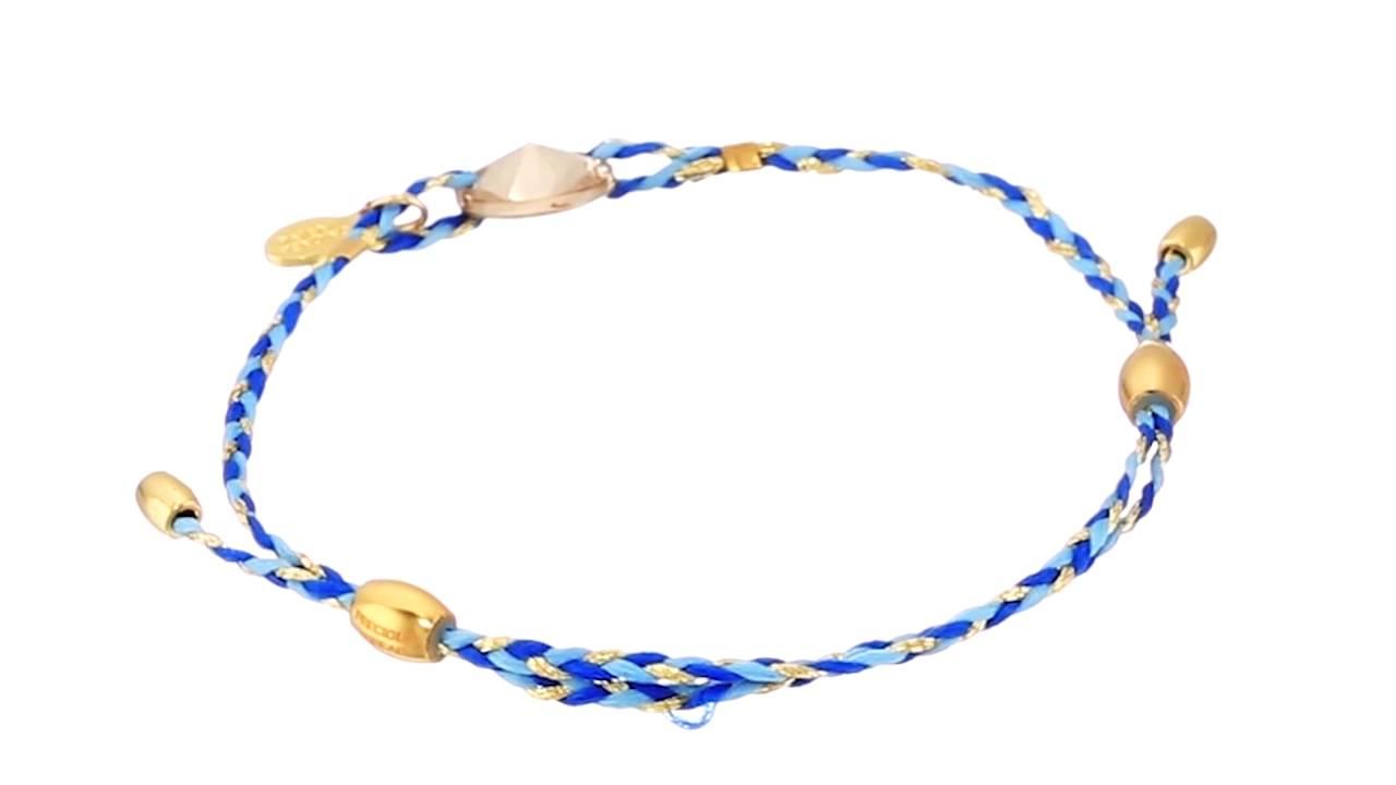 Alex And Ani Precious Thread Silk Bracelet Sku:8769347