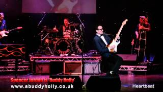 Buddy Holly Tribute Show - Buddy Holly Impersonator Live Buddy Holly tribute act