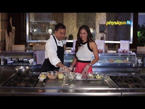 Good Food: Healthy Salmon Tikka at iZ Restaurant at Grand Hyatt Dubai