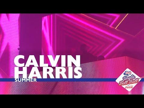 Calvin Harris - 'Summer' (Live At Capital's Jingle Bell Ball 2016)
