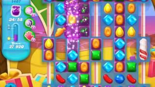 Candy Crush Soda Saga Level 1467 - NO BOOSTERS