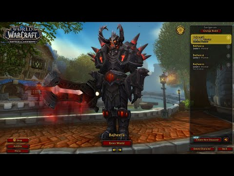 Bajheera - 446 Arms Warrior / Holy Paladin 2v2 Arena - WoW BFA 8.3 PvP Season 4