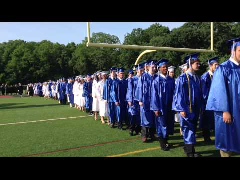 Paul VI High School 2013 Graduation Processional