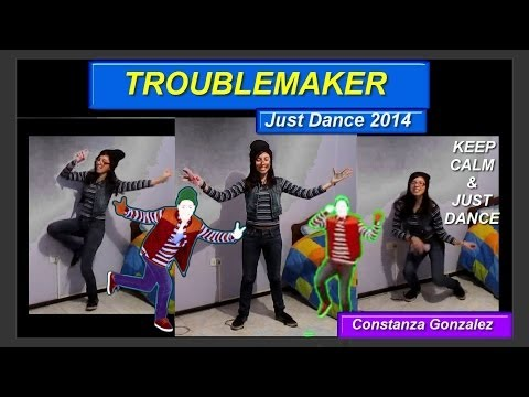 Just Dance 2014 - Troublemaker - Olly Murs feat. Flo Rida