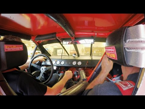 Smokin' Tires with Nascar Legend Bill Elliott