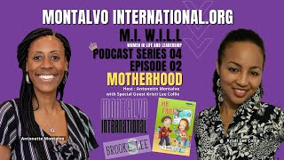 M.I. W.I.L.L. Podcast -- Series 4 Episode 2:  Balancing the Unexpected Callings with Kristi Collie