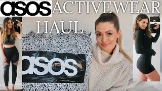 NEW IN ASOS ACTIVEWEAR HAUL- TESTING 4505 & NIKE | MODEL MOUTH