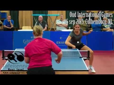 Oud International Games bij TTV Gispen