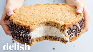 Giant Chocolate Chip-Wich  Delish