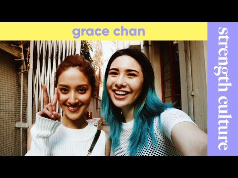 CANTO: GRACE CHAN Q&A x Lauren Engel (Dating, being Miss HK, childhood)