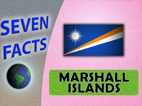 Things you never knew about the Marshall Islands