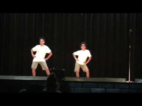 Evolution of Dance 2016