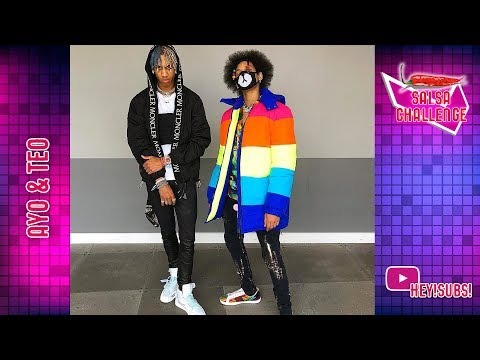 Ayo & Teo Best Dance Compilation 2018 | Top Trending Dances