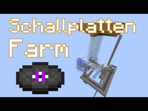 Minecraft-Tutorial: Schallplatten-Farm / Sky-Trap (PMT045) [DE] [HD]
