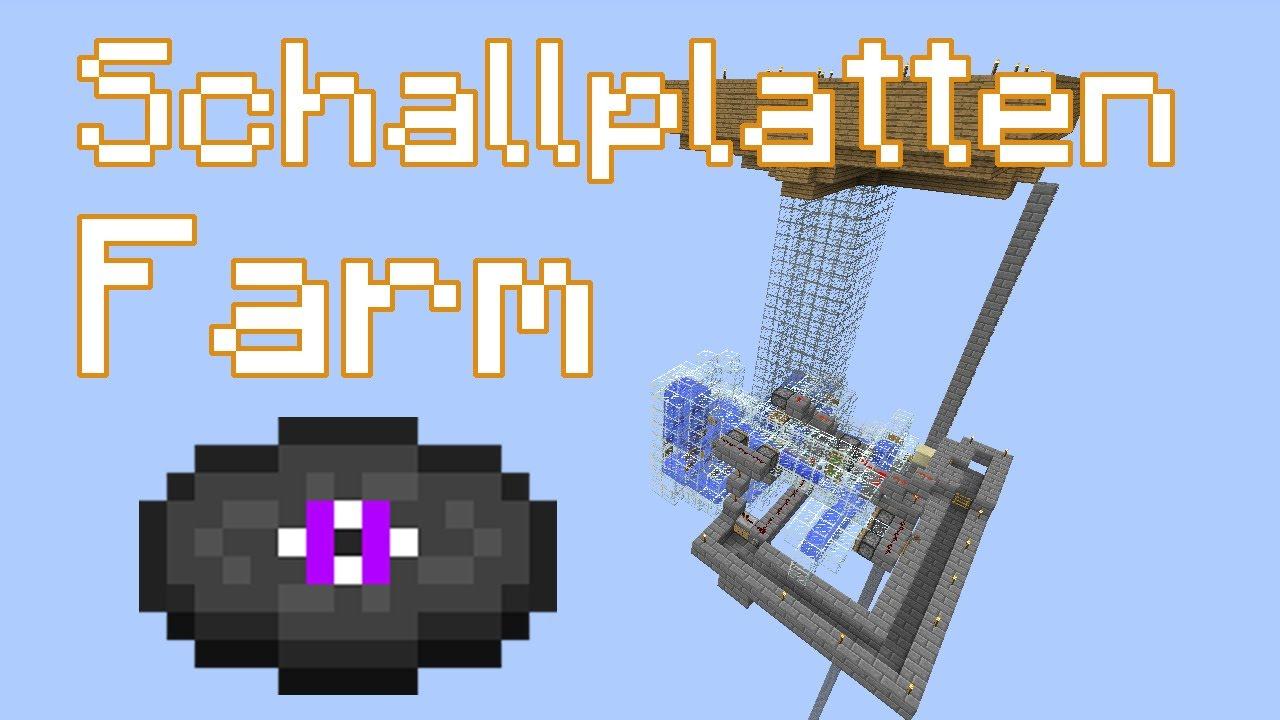 Minecraft Tutorial Schallplatten Farm Sky Trap Pmt045 De Hd