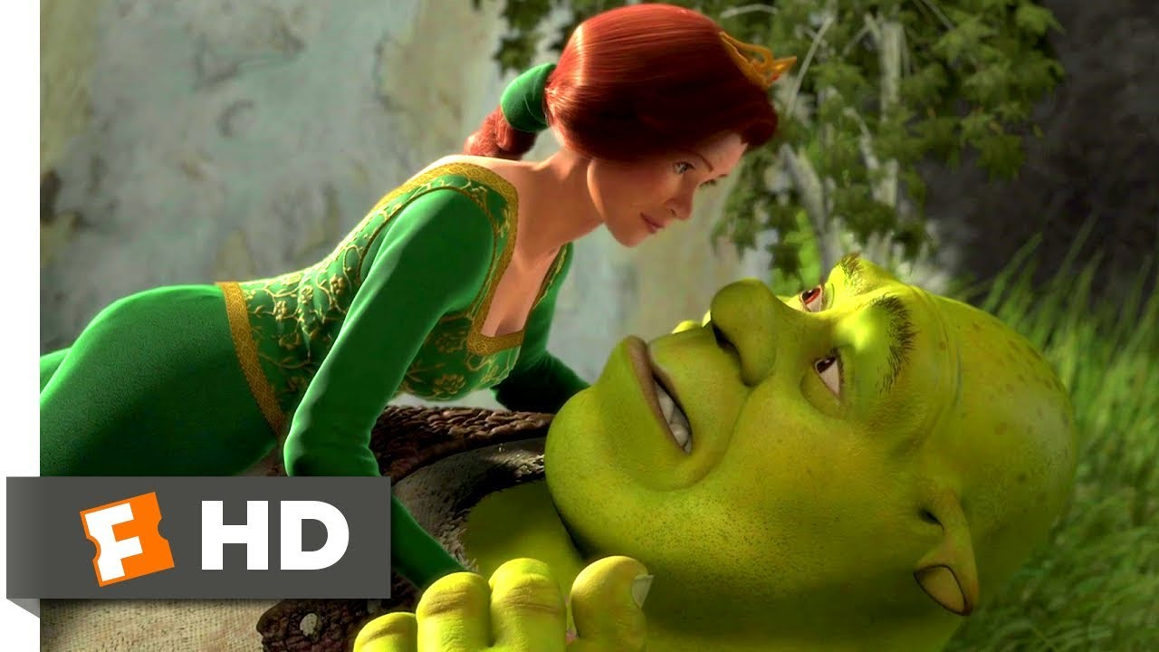 Download Shrek (2001) - Love in the Air Scene (7/10) | Movieclips