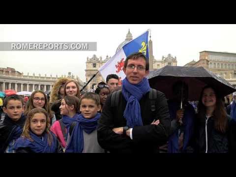 Singing parish makes pilgrimage to Vatican during final month of Jubilee