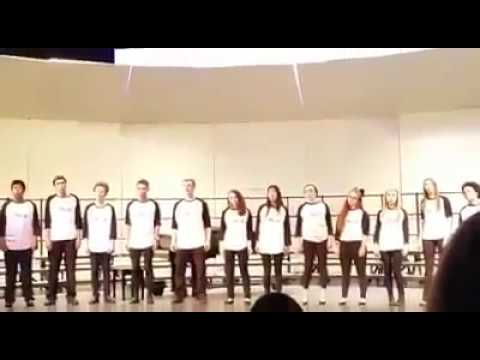 Light in the Hallway - Pentatonix - Tigard High School's Choralation