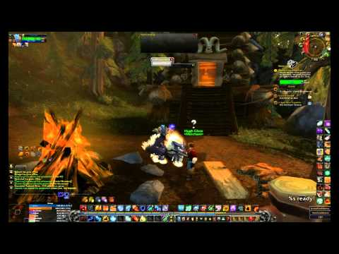 World of warcraft: Softening the blow (Quest)