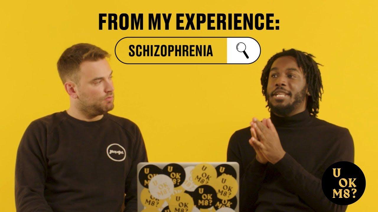 UOKM8? - From My Experience: Schizophrenia