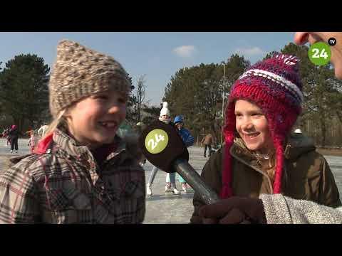 Volop schaatsplezier in Heeze-Leende