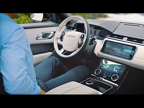 Range Rover Velar INTERIOR REVIEW 2018 New Range Rover INTERIOR 2017 Video Range Rover INTERIOR