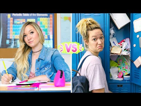 Thumbnail: First Day of School vs Last Day of School! Alisha Marie