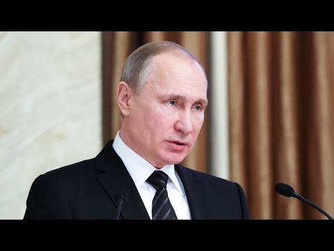 """Путин призывает спецслужбы России и США """"восстановить диалог"""""""
