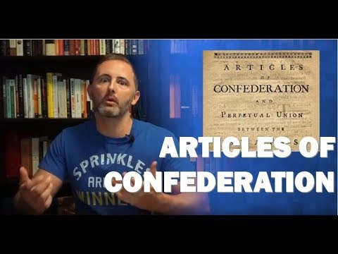 Topic 1.4 Challenges Of The Articles Of Confederation AP Government