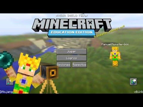 Minecraft Education Edition Apk