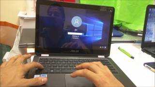 How to ║ Restore Reset a Asus ZenBook Flip to Factory Settings ║ Windows 10