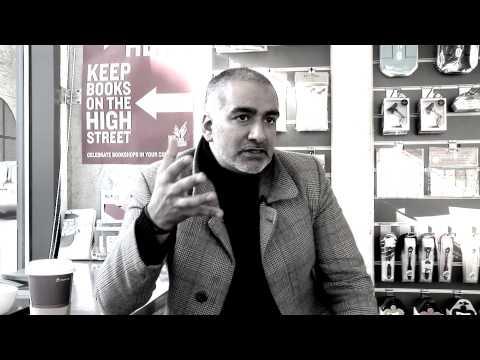 Iqbal Khan (British South Asian Theatre Memories)