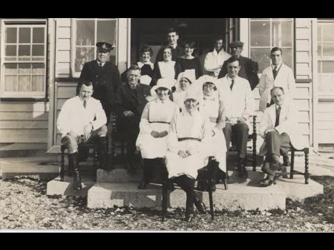 100 years of delivering  healthcare on the Falklands Islands