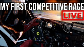 My First Competitive Race In Assetto Corsa Competizione