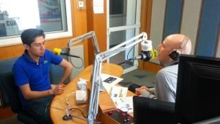"""Daniel Sosa nos habla del Stand Up en """"Viajando con el Castor"""""""