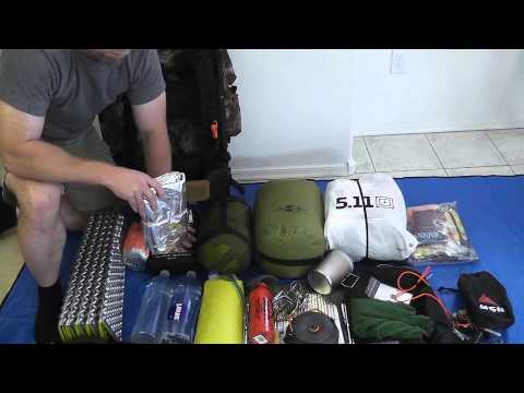 7 Day Wilderness Backpack Part 7