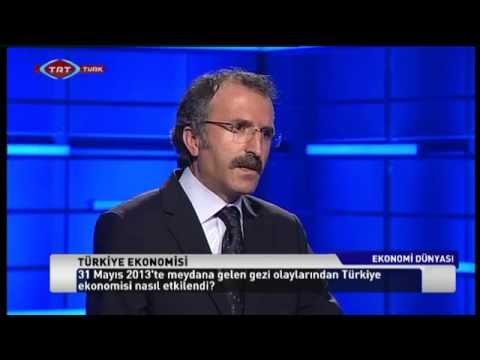 TRT Türk Ekonomi Dünyası - Dr.Cengiz YAVİLİOĞLU