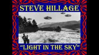 STEVE HILLAGE- LIGHT IN THE SKY