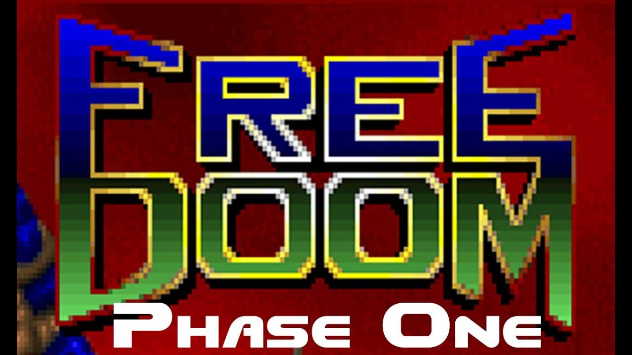 Freedoom Phase 1 Walkthrough by elizibar Game Video Walkthroughs
