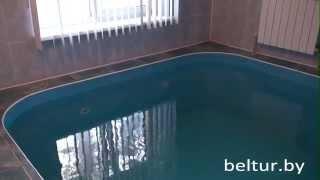 Дом охотника Стародорожский, д.2 - бассейн, Отдых в Беларуси(, 2013-10-21T11:06:37.000Z)