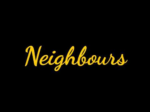Neighbours theme tunes 1985-2015