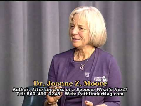 John Valeri, Examiner.com, discusses book,  After the Loss of a Spouse: What's Next? with Dr. Moore