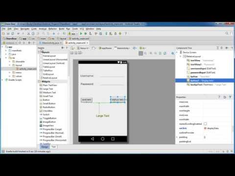 Android App Development for Beginners - 66 - Shared Preferences Example