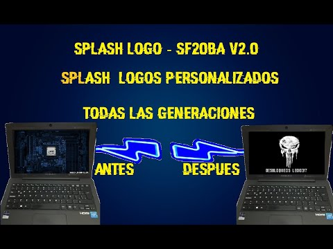 SPLASH LOGO PERSONALIZADO SF20BA V2.0 (THE PUNISHER)