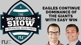 NFL Week 6 recap: Eagles vs. Giants