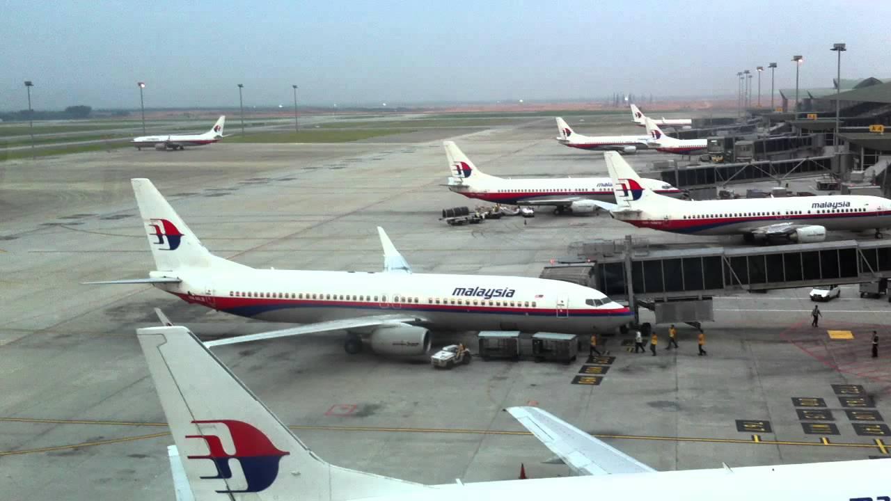 Kuala Lumpur International Airport View Of Malaysia