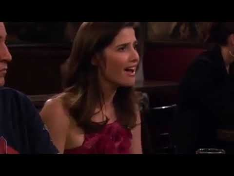 How I Met Your Mother – Sandcastles In The Sand Clip5